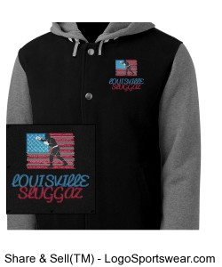 SLUGGAZ GAME LETTERMAN Design Zoom